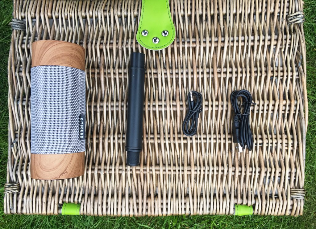 KitSound Diggit Outdoor Speaker   A Review