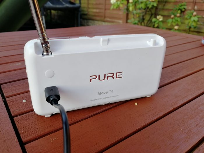 Pure Move T4 DAB/FM Radio and Bluetooth Speaker   Review
