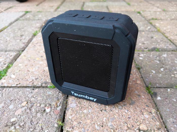 Tsumbay Waterproof Bluetooth Speaker   Review