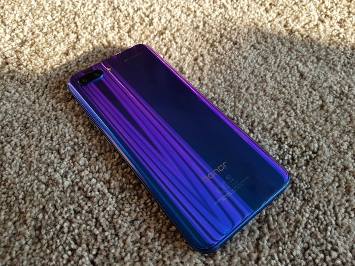 One million Honor 10 handsets sold in first month