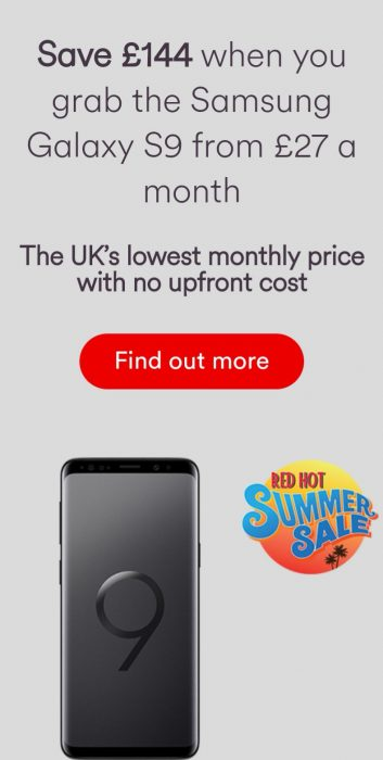 Virgin Summer Deals