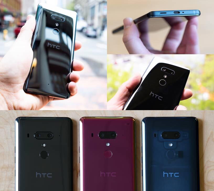 HTC announce U12+ flagship