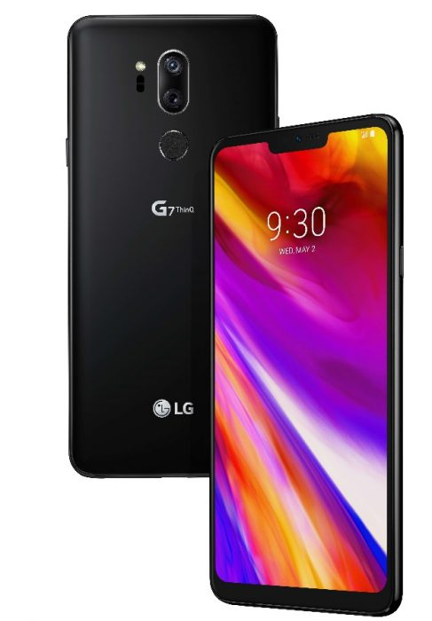 The LG G7 ThinQ is finally launched