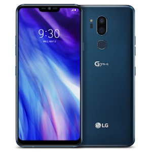 LG G7 ThinQ coming to O2
