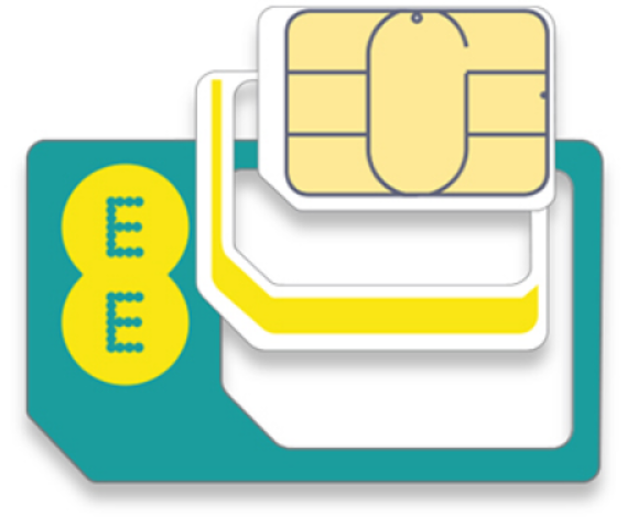EE SIM only big data deal now available