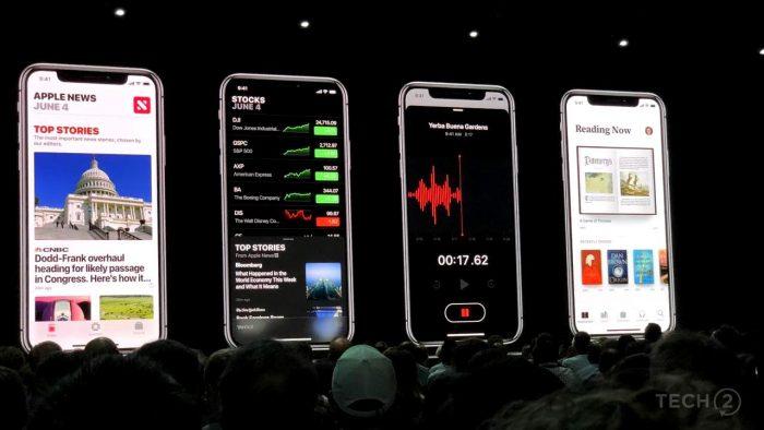 WWDC   2018   iOS 12 & macOS Mojave