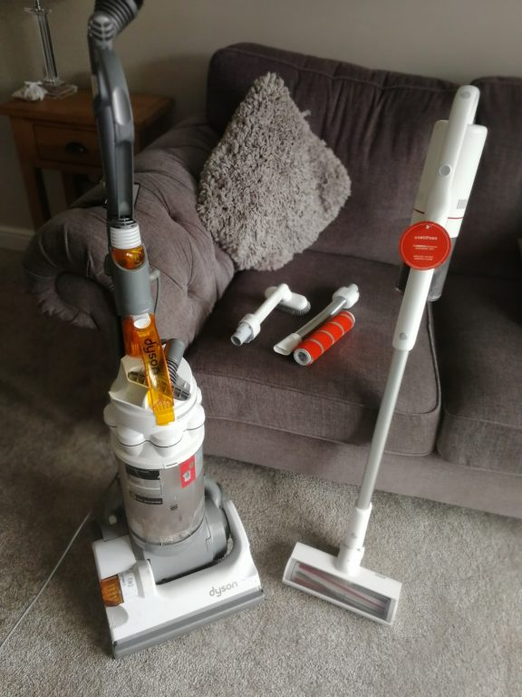 ROIDMI Handheld Cordless Vacuum Cleaner   Review (Part 1)