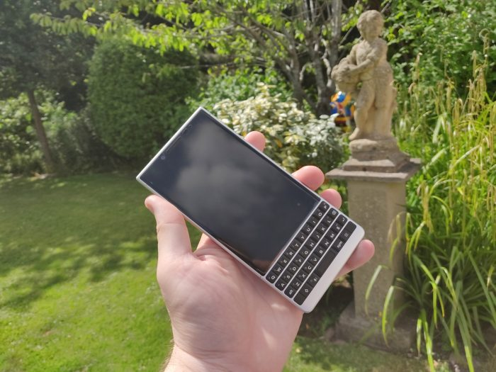 BlackBerry Key2 launches in UK today