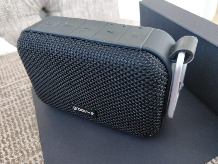 Groov e Wave II Bluetooth Speaker   Review
