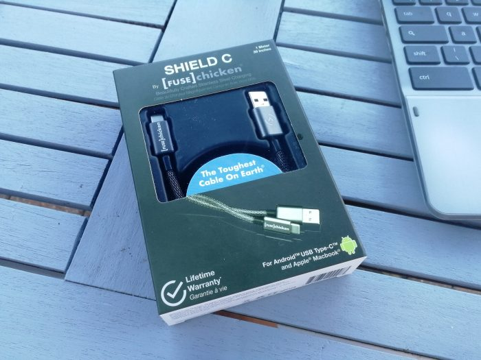 Fuse Chicken USB C Armour Charge Cable   Review
