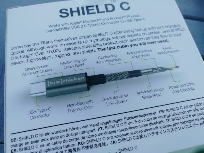 Fuse Chicken Shield C   Review