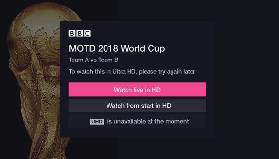 A simple hack to watch FIFA 2018 from anywhere