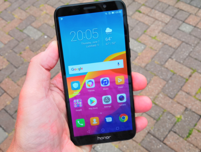 The Honor 7S arrives in the UK