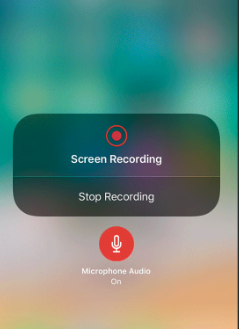 How to screen record on iPad and iPhone in iOS11