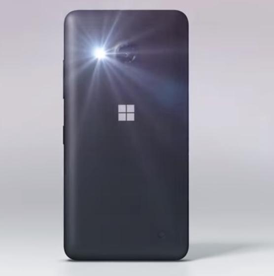 WORLD EXCLUSIVE   Microsoft return to smartphones