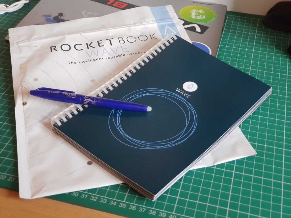 Rocketbook Wave   Review
