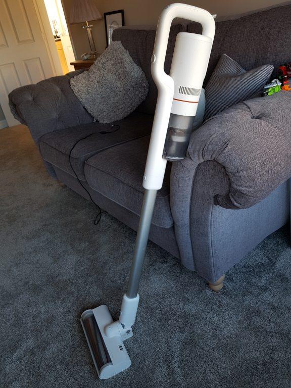 ROIDMI Handheld Cordless Vacuum Cleaner – Review (Part 2)