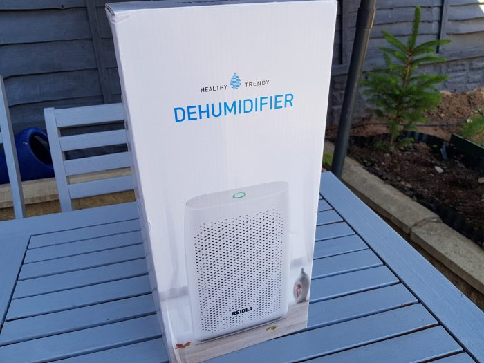REIDEA Compact Dehumidifier   Review