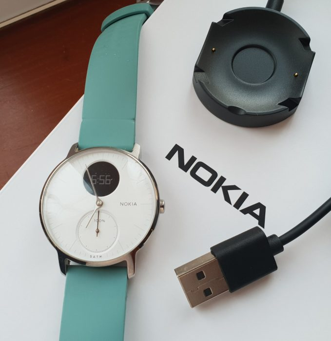 Nokia Steel HR   Unboxing