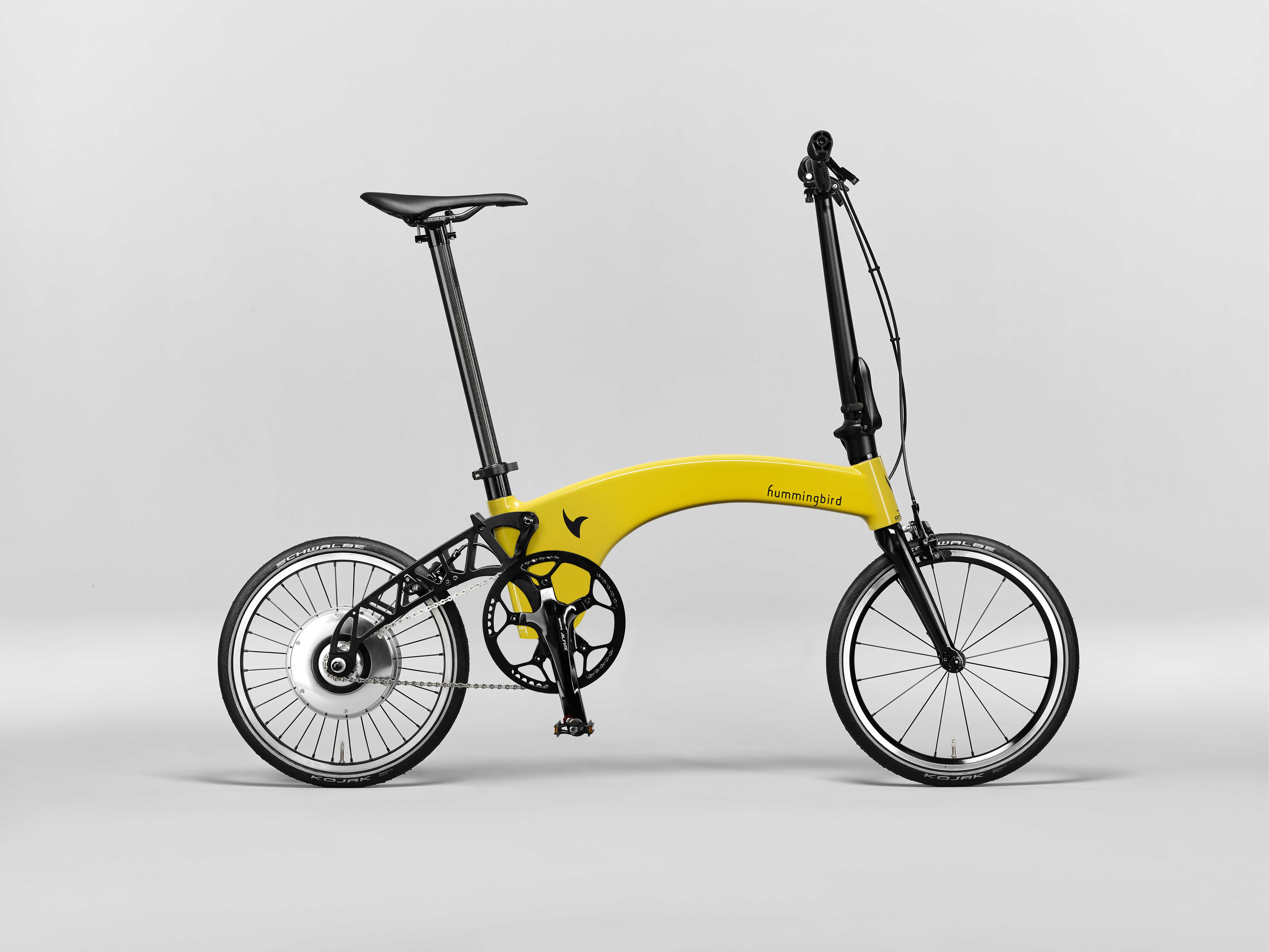An Electric Folding Bike That's Actually Light? Meet The