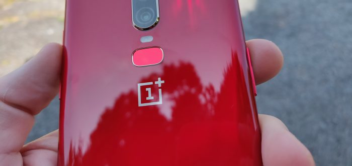 OnePlus 6 Red   Hands on