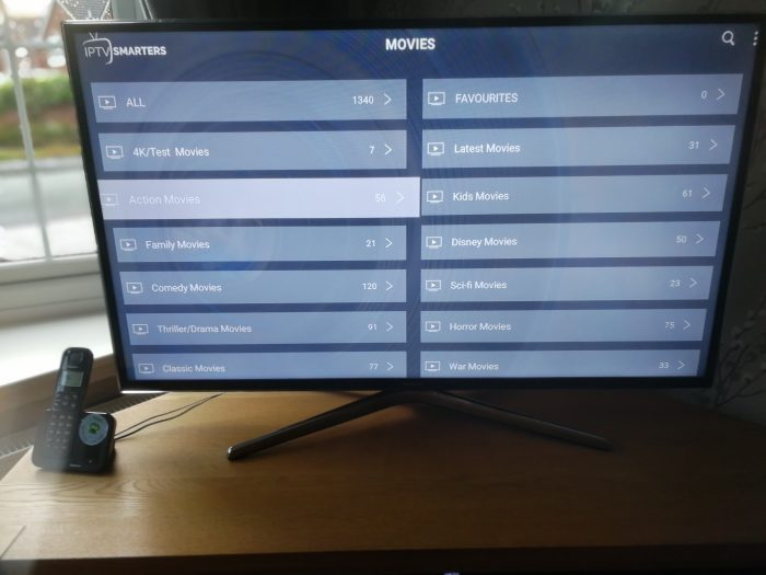 IPTV – Streaming from an Android box. Part 1