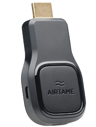 Airtame. Give monitor cables the boot.