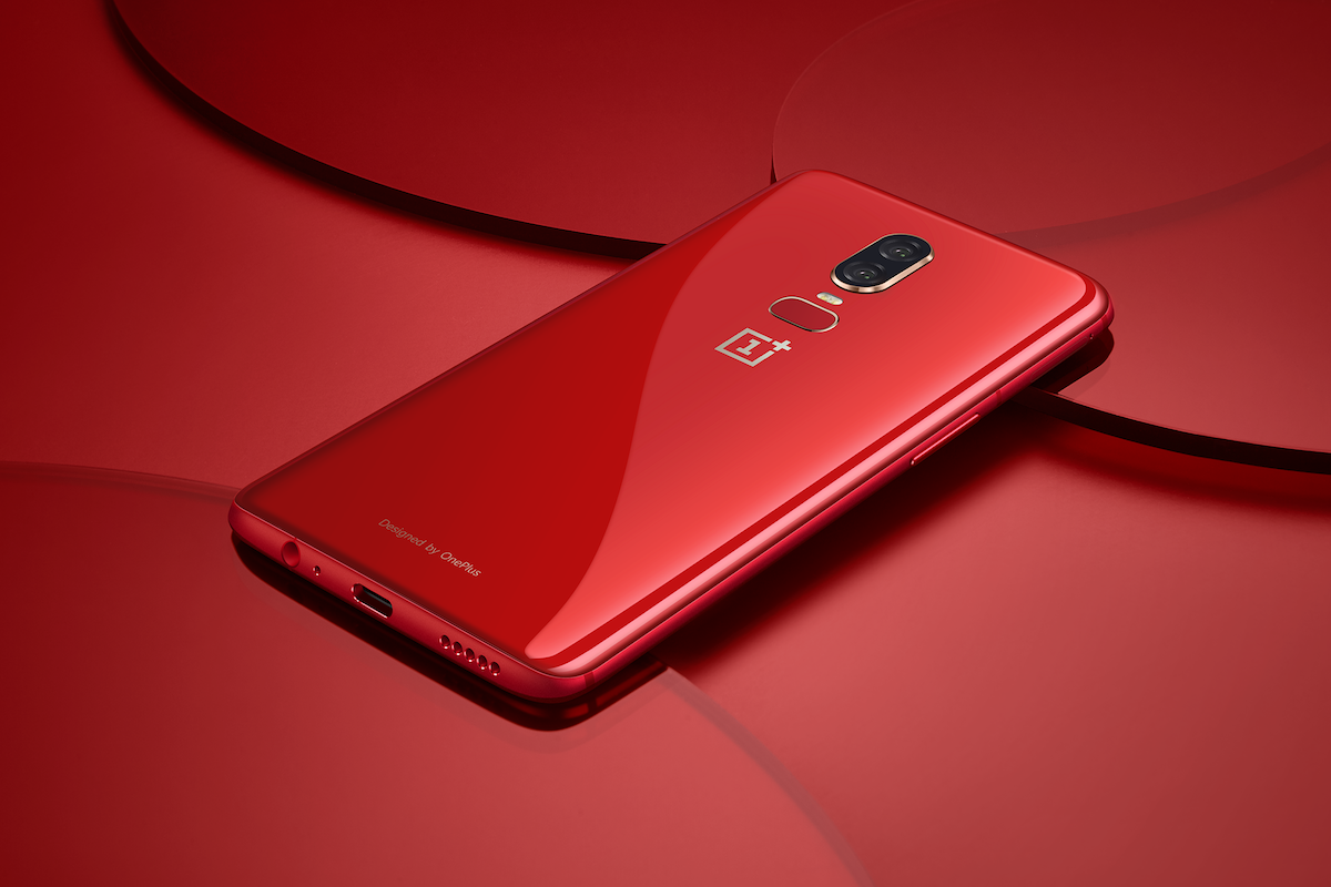 OnePlus 6 in Red now official