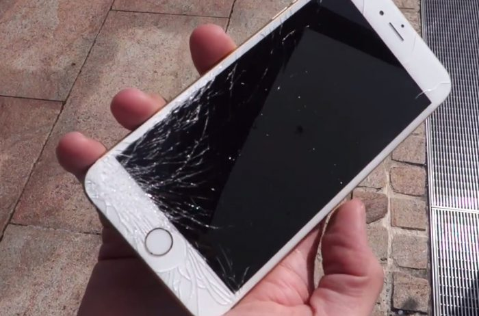 Still using your phone, even after a smashed screen? Youre not the only one