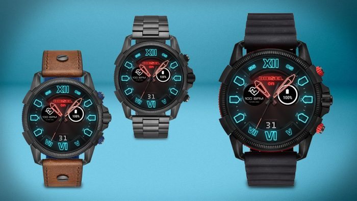 Smartwatches galore!