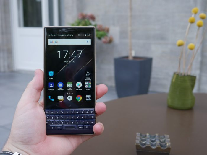 Blackberry KEY2 LE announced at IFA