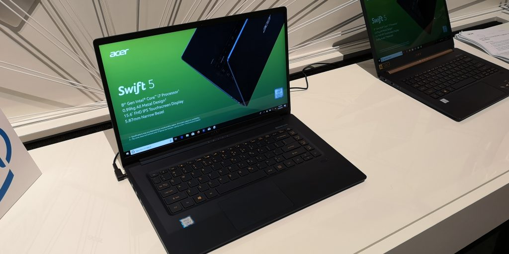 Acer at IFA 2018