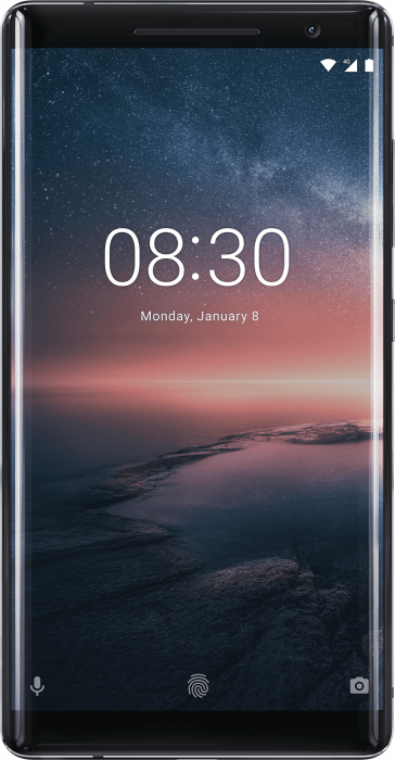 Nokia8Sirocco ROW  power phone