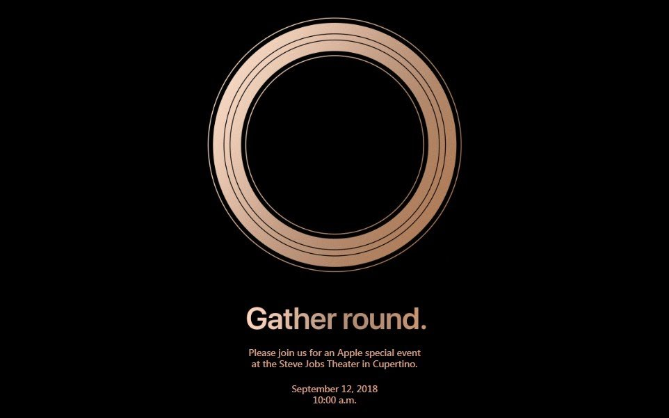 Apple confirm iPhone event date