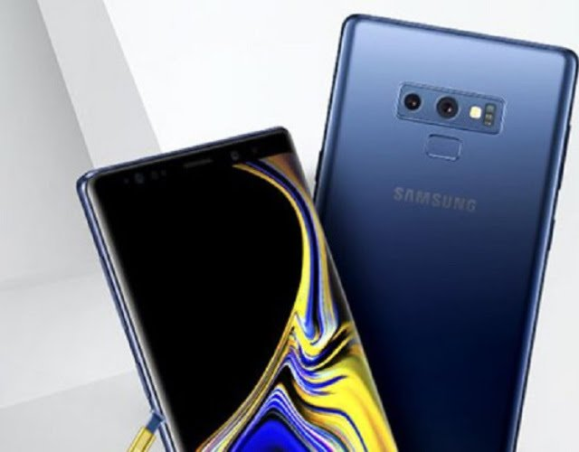 Three confirm Note 9 pricing
