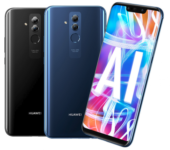 Want the Huawei Mate 20 lite? Come on son, grab one