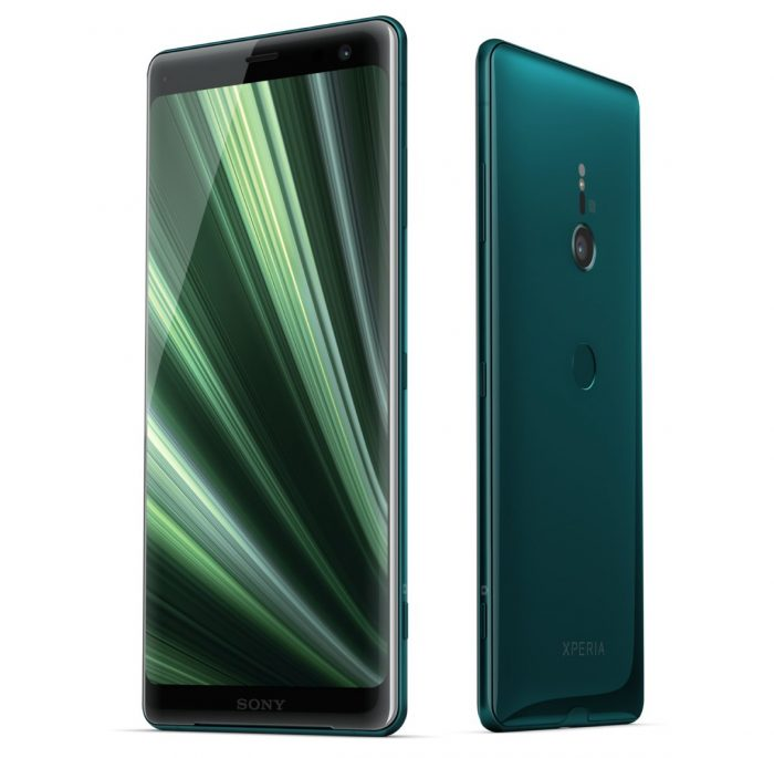 Sony Xperia XZ3 goes official at IFA2018