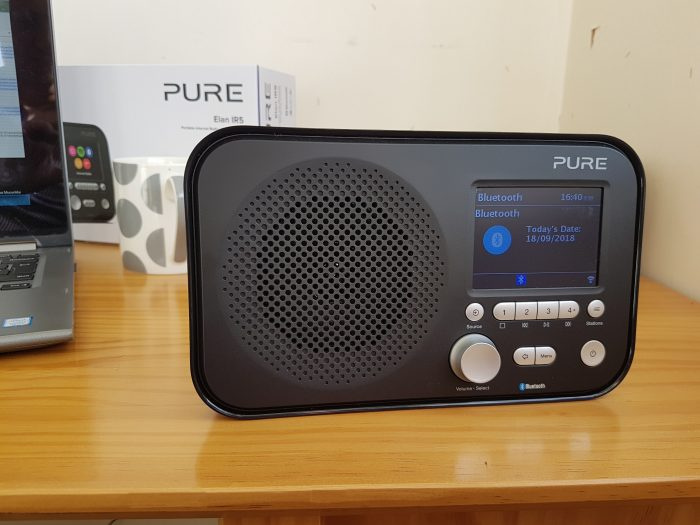 Pure Elan IR5   Review