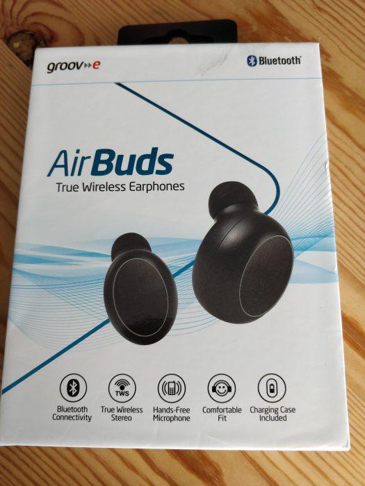 Groov  e Air Buds   Review