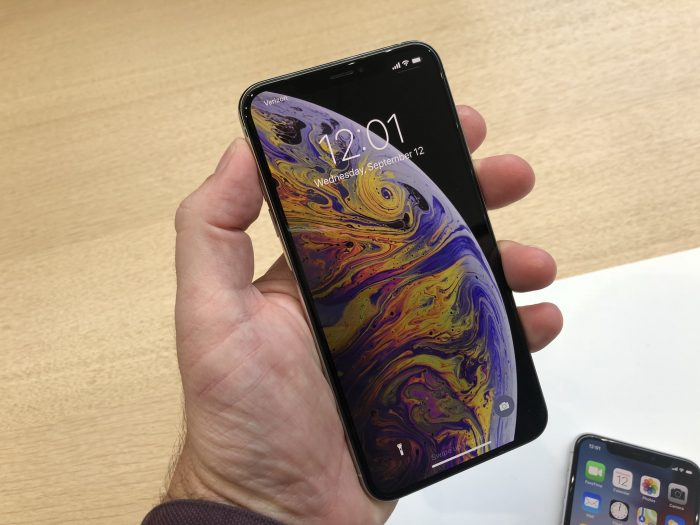 iPhone XS and XS Max Vodafone pricing