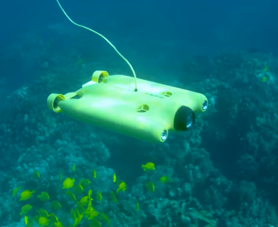 Gladius Mini   For when you want an underwater drone