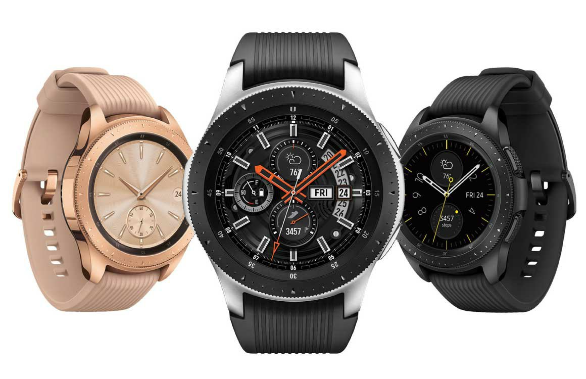Samsung Galaxy Watch now at EE