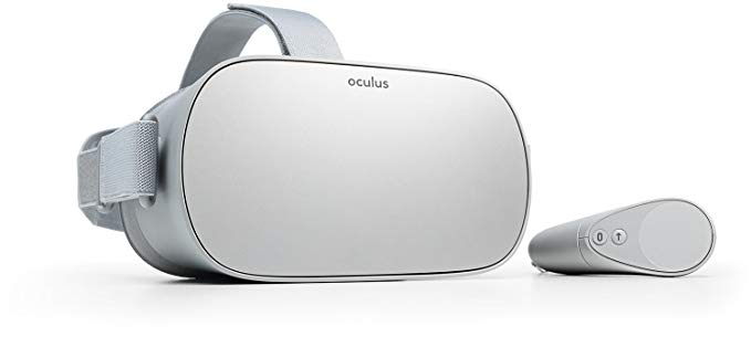 Get into VR with the Oculus Go