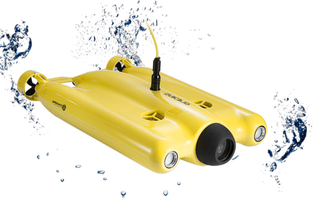 Gladius Mini - For when you want an underwater drone