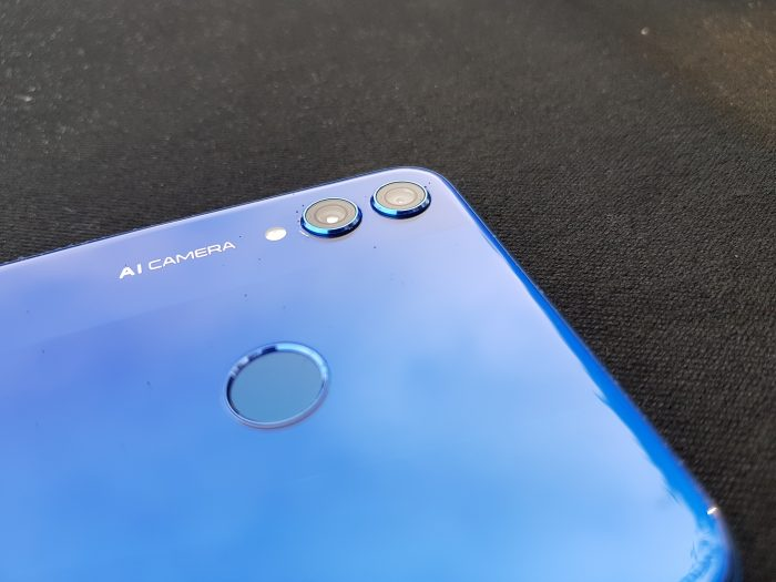 A week with the Honor 8X   Day 1. A tour.