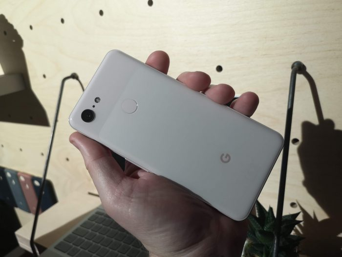 Google Pixel 3 and 3XL are now official