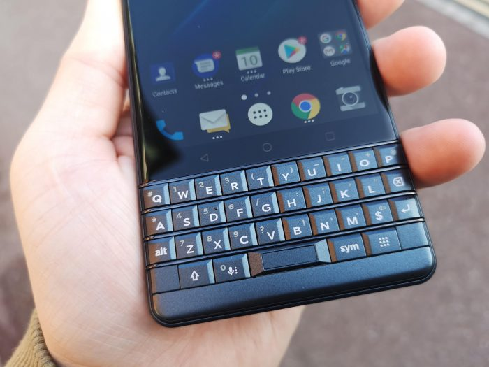 BlackBerry launch the KEY2 LE. Available today.