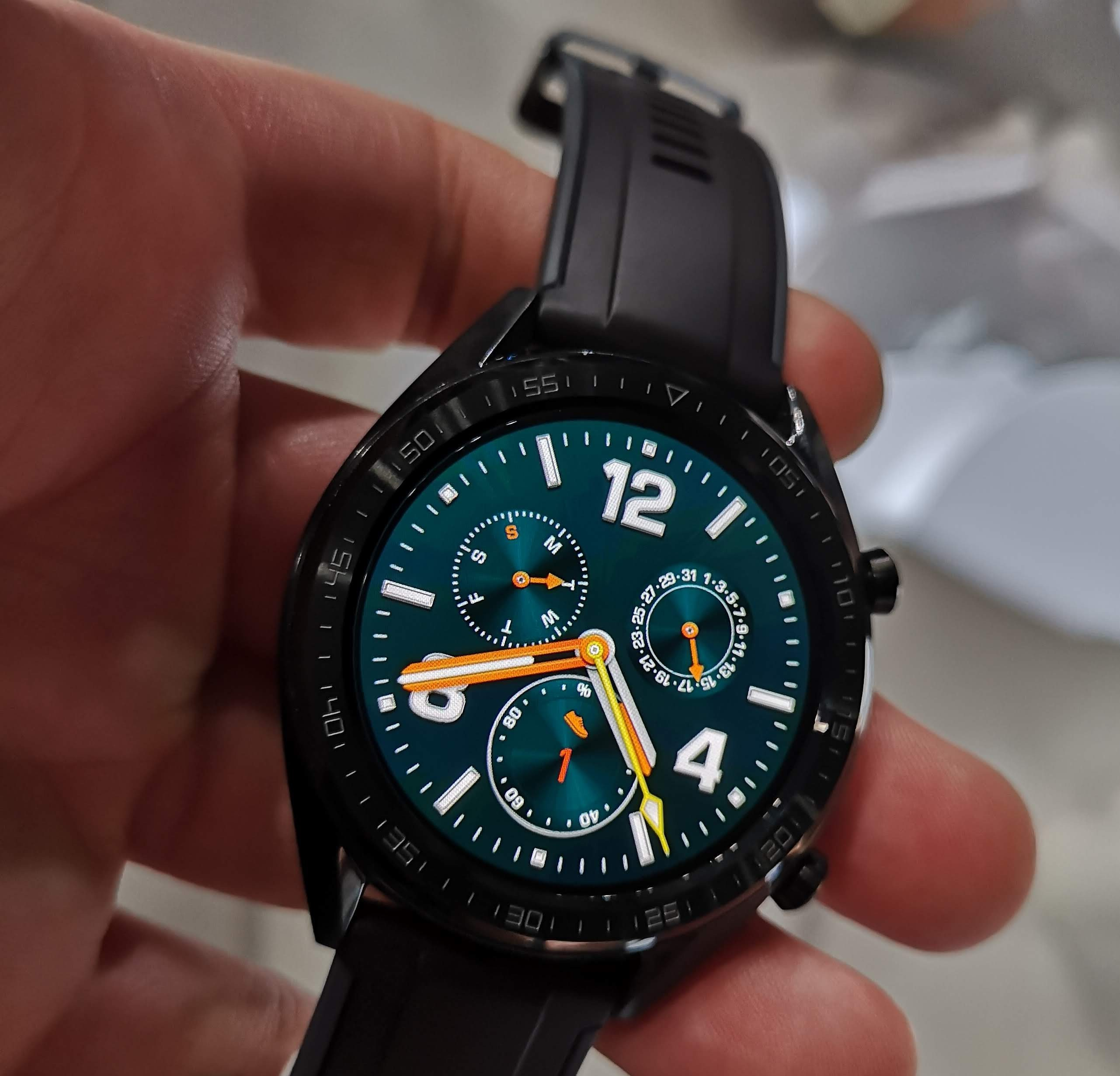 Huawei Watch GT - Gallery Special - Coolsmartphone