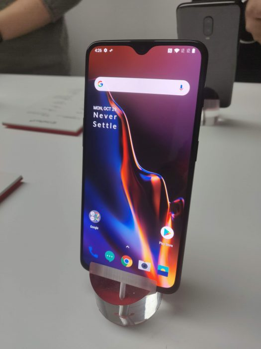 OnePlus 6T goes on sale today
