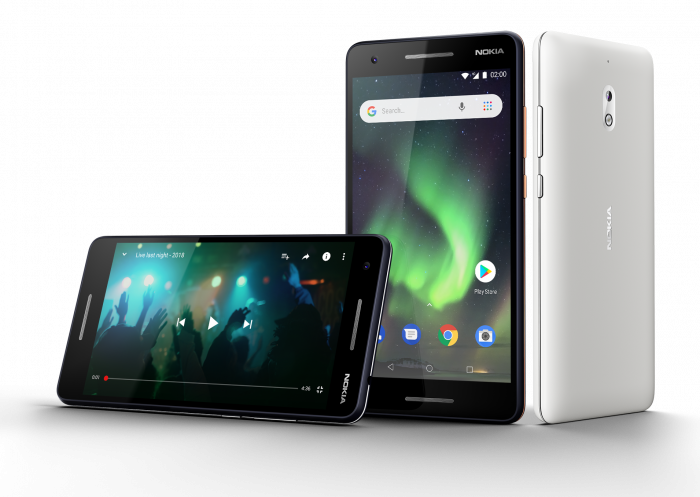 Nokia 2.1 now available in the UK